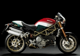 Ducati Monster S4RS Tricolore
